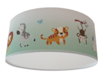 plafondlamp safari baby en kinderkamer decoratie
