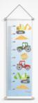 stoere voertuigen groeimeter