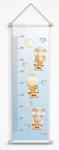 droomwereld luchtballon groeimeter