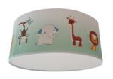 plafondlamp safari baby en kinderkamer decoratie