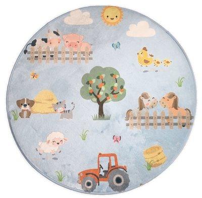 Vloerkleed boerderijdieren