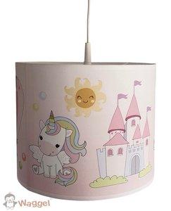 Hanglamp eenhoorn baby en kinderkamer decoratie