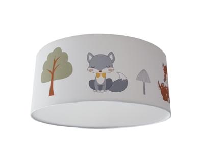 Plafondlamp woodland